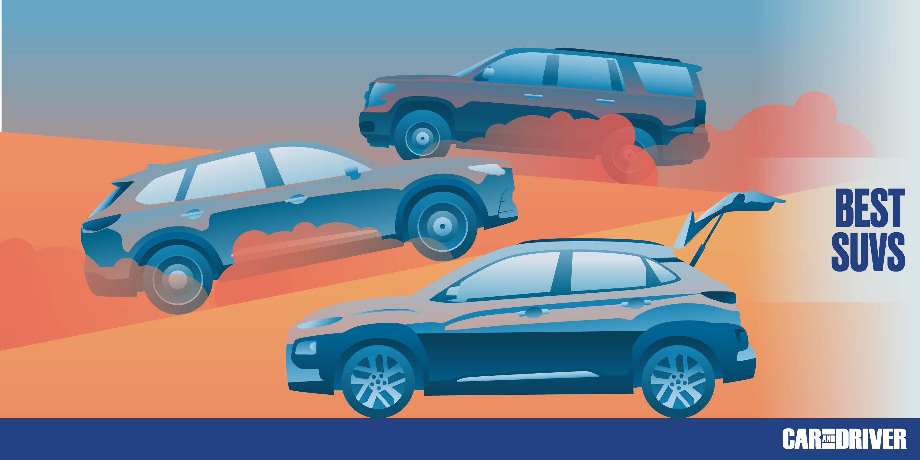 Best Suvs And Crossovers Of 2020