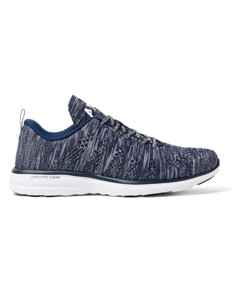 apl athletic propulsion labs pro techloom running sneakers  £130