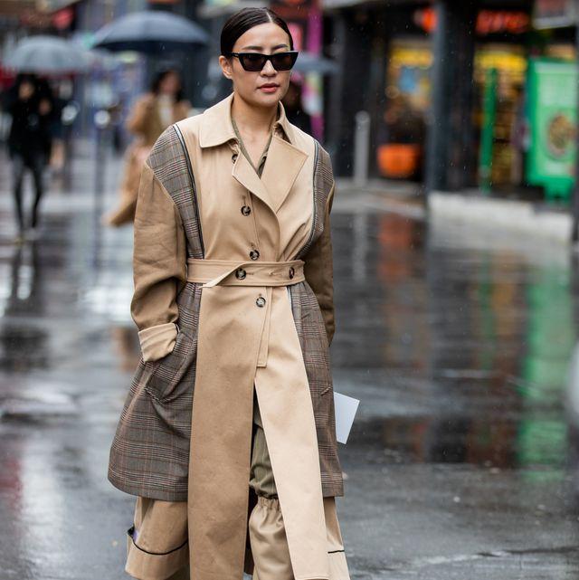Best Trench Coats Uk 20 Women S, Fashionable Long Trench Coats
