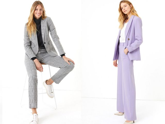 Womens Trouser Suits How To Wear A Ladies Trouser Suit