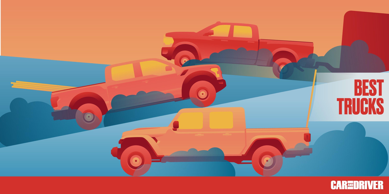 Best Luxury Truck 2020 10 Best Pickup Trucks of 2019 2020   New Pickup Trucks