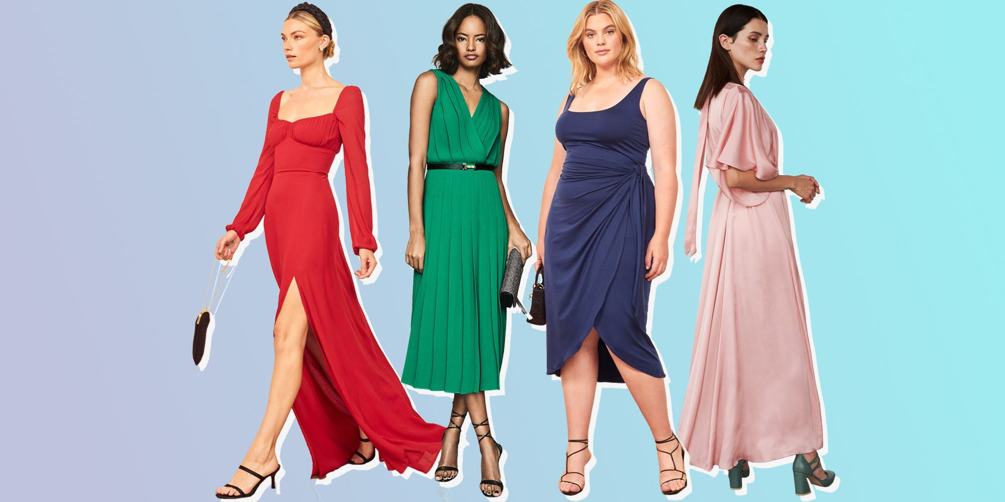 Wedding guest dresses , 31 best wedding guest outfit ideas