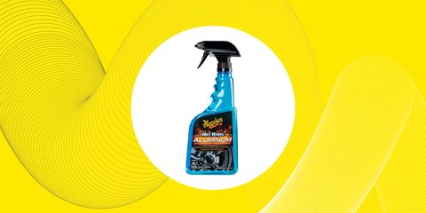 top wheel and tire cleaners
