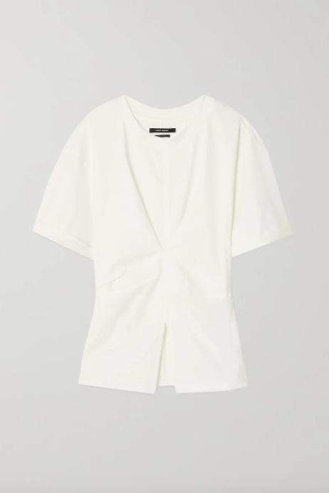 best white t shirt for women 2021