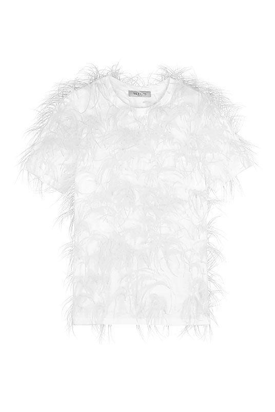 Domple Women Contrast Short Sleeve Summer Loose Top T-Shirt Blouse