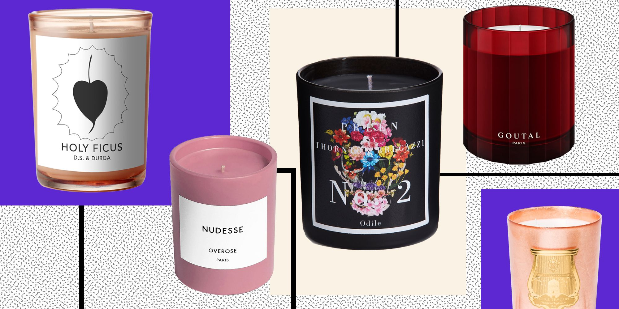 Best winter christmas candles 2018