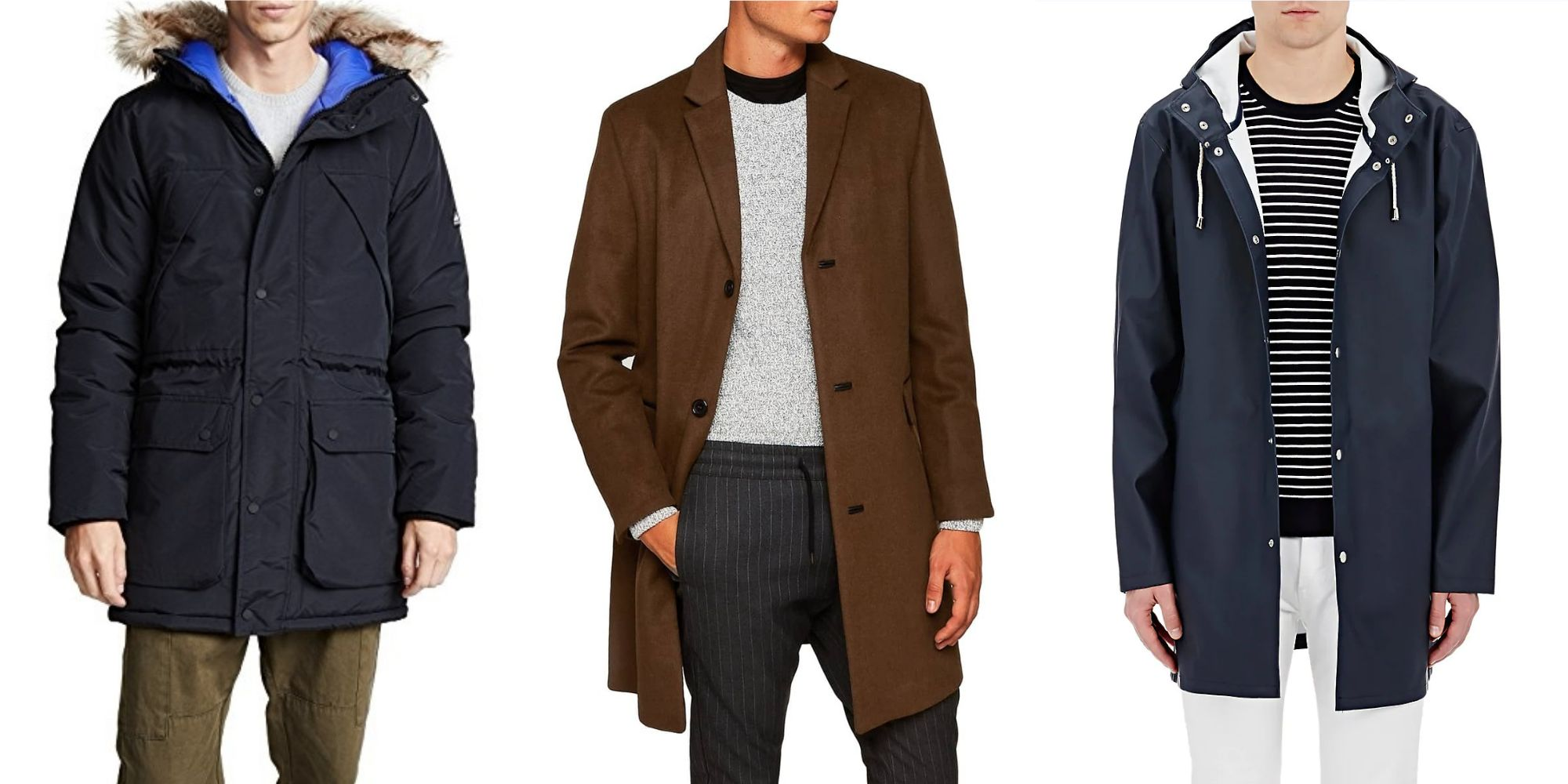 10 Of The Best Men's Heavy-Duty Coats pictures