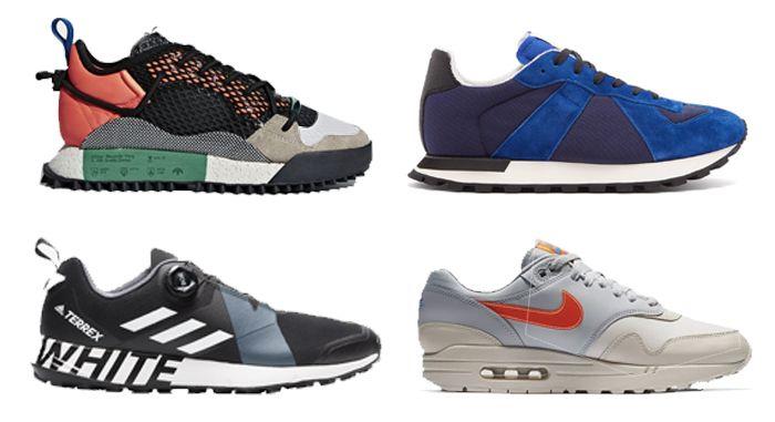 adidas Originals x Alexander Wang, Matches Fashion, Browns, Nike