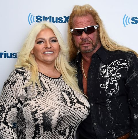 Duane 'Dog' Chapman Shares Photo Update of His Wife  From Her Hospital Bed