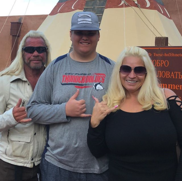 Dog the Bounty Hunter's Son Garry Posts Emotional Message to His Late Mom, Beth Chapman