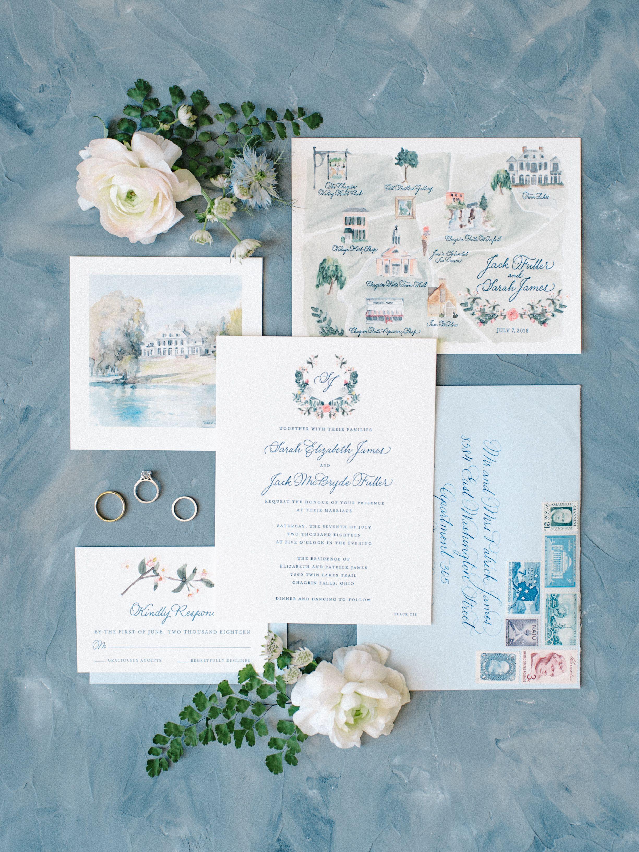 40 Elegant Wedding Invitations Ideas Marriage Invitation Card Designs