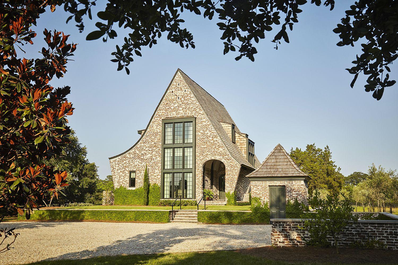 20 Beautiful Home Exteriors   Beautiful House Facades
