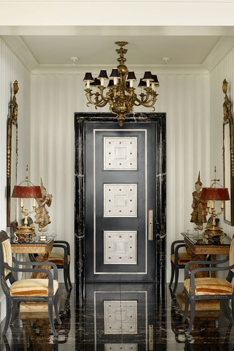 Entryway Lighting Beth Webb Interiors