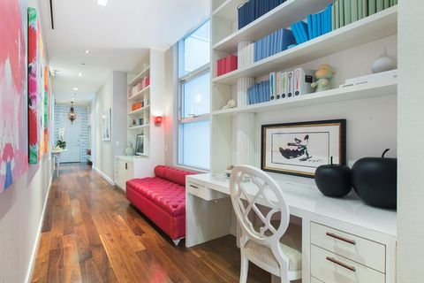 Bethenny Frankel Soho Apartment