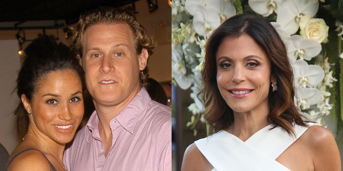 Bethenny Frankel Dated Meghan Markle's Ex-Husband, Trevor