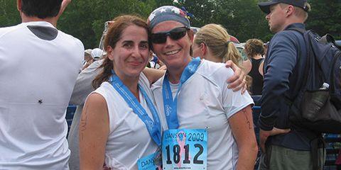 Beth O'Rourke Triathlon