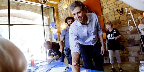 A Right-Wing Sting Operative Went Undercover in Beto O'Rourke's Campaign