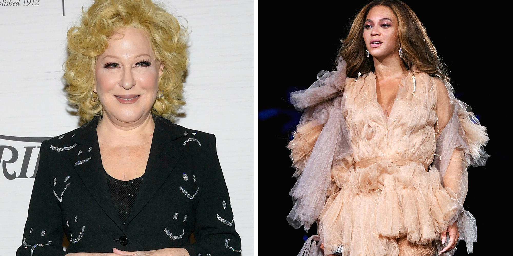 """Bette Midler Asked the Beyhive to """"Mobilize Voters""""—and She Was Rightly Shut Down"""