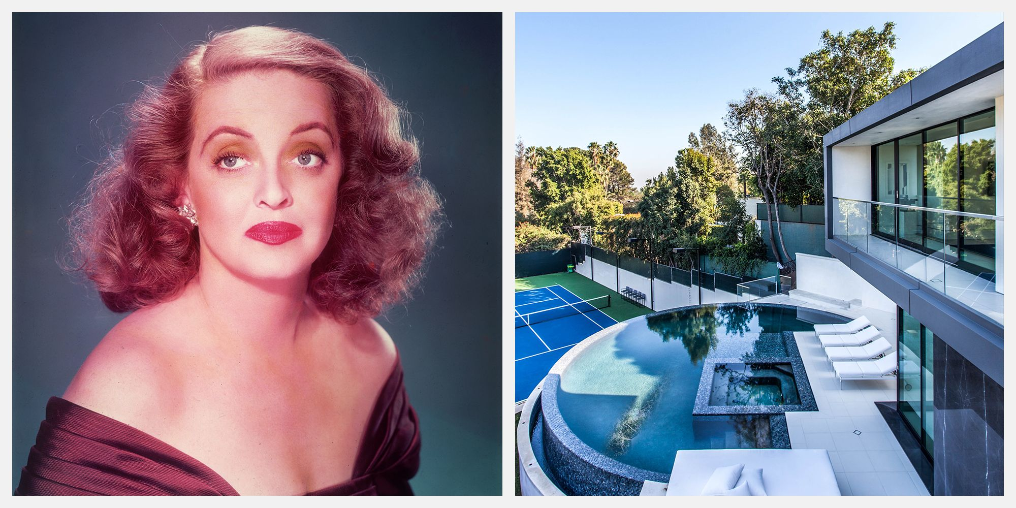 Bette Davis's Former Beverly Hills Home is on the Market for $40 Million