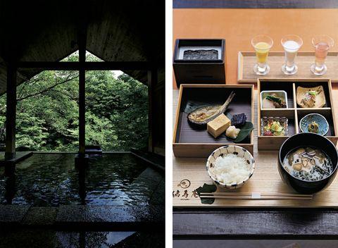 別邸 仙寿庵 露天風呂と季節の料理
