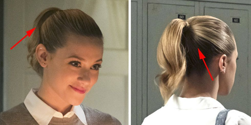 What Betty Cooper S Riverdale Ponytail Means Riverdale Easter Eggs