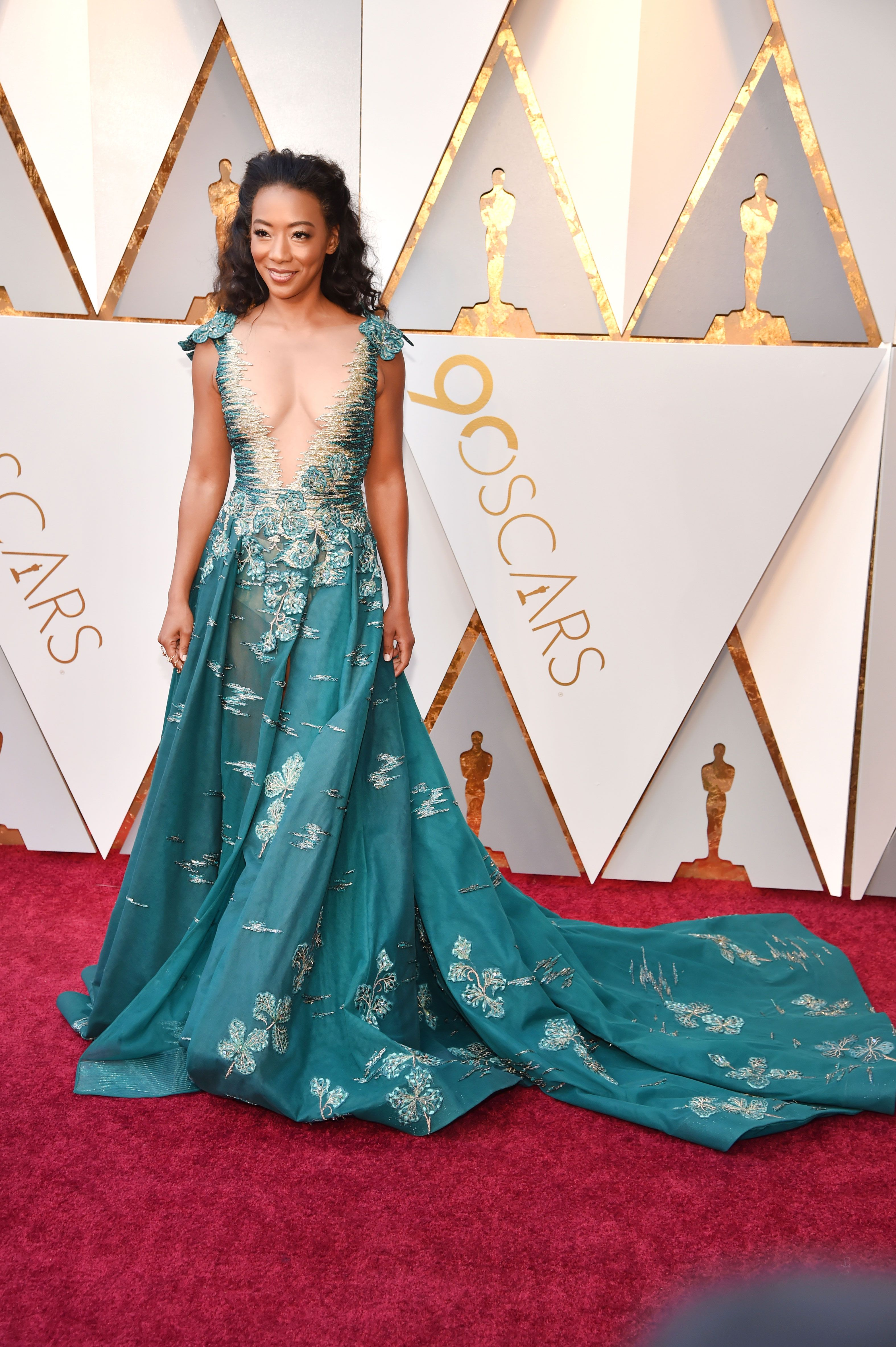 Best Oscars Red Carpet Dresses 2018 – Red Carpet Style From Academy ...