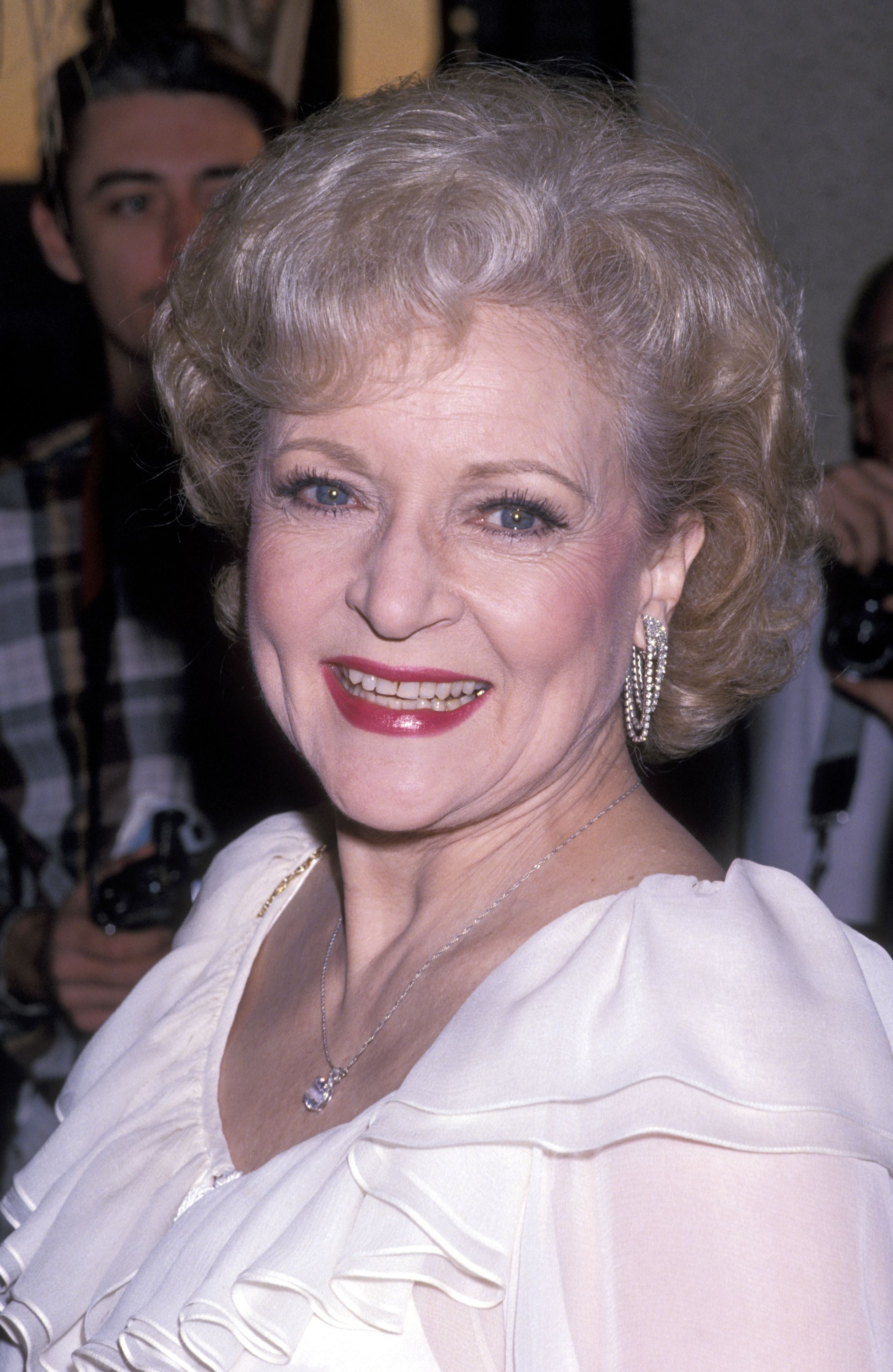 who is betty white married to