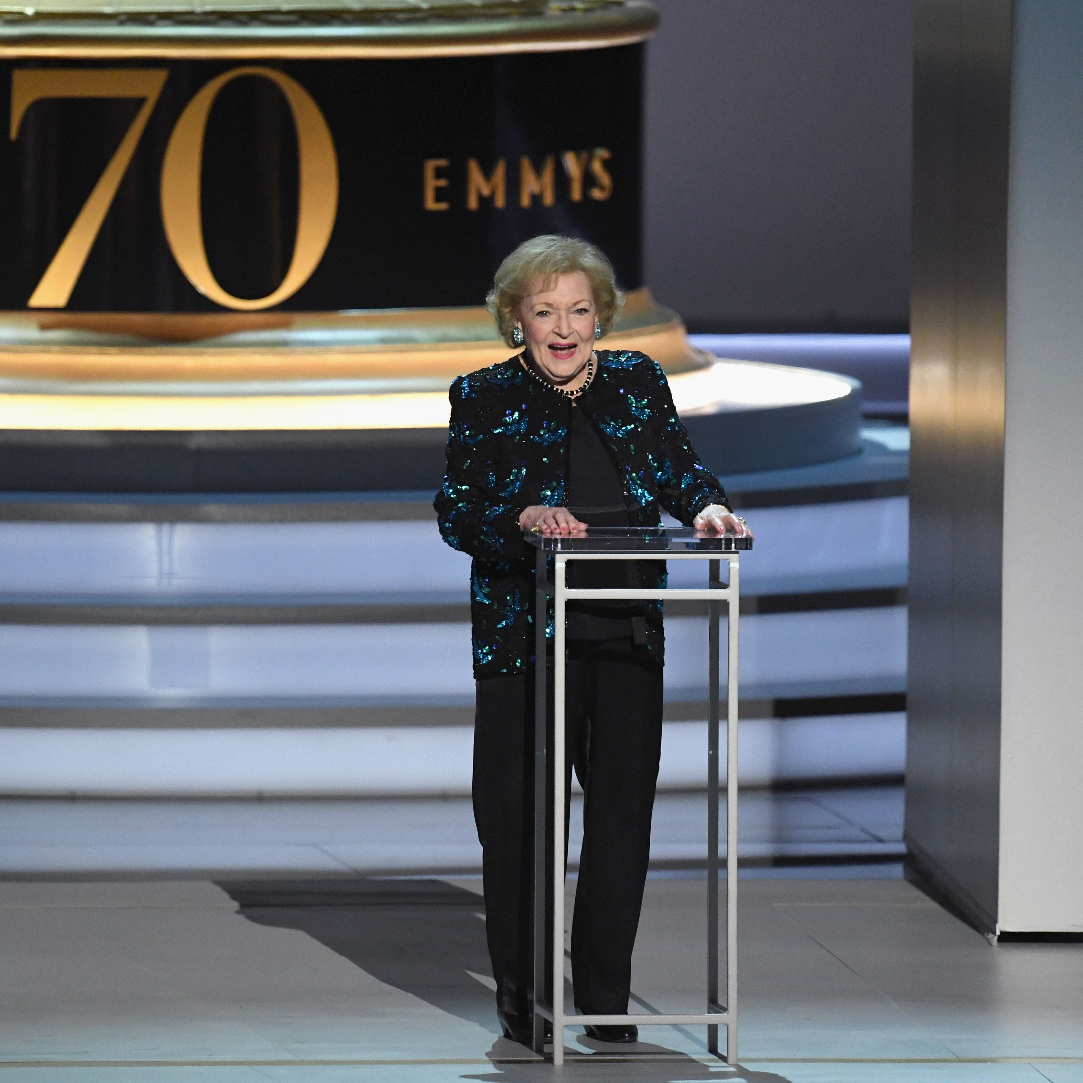 prevention.com - Leah Groth - Betty White, Emmys Show-Stealer, Reveals Secret to Longevity at 96
