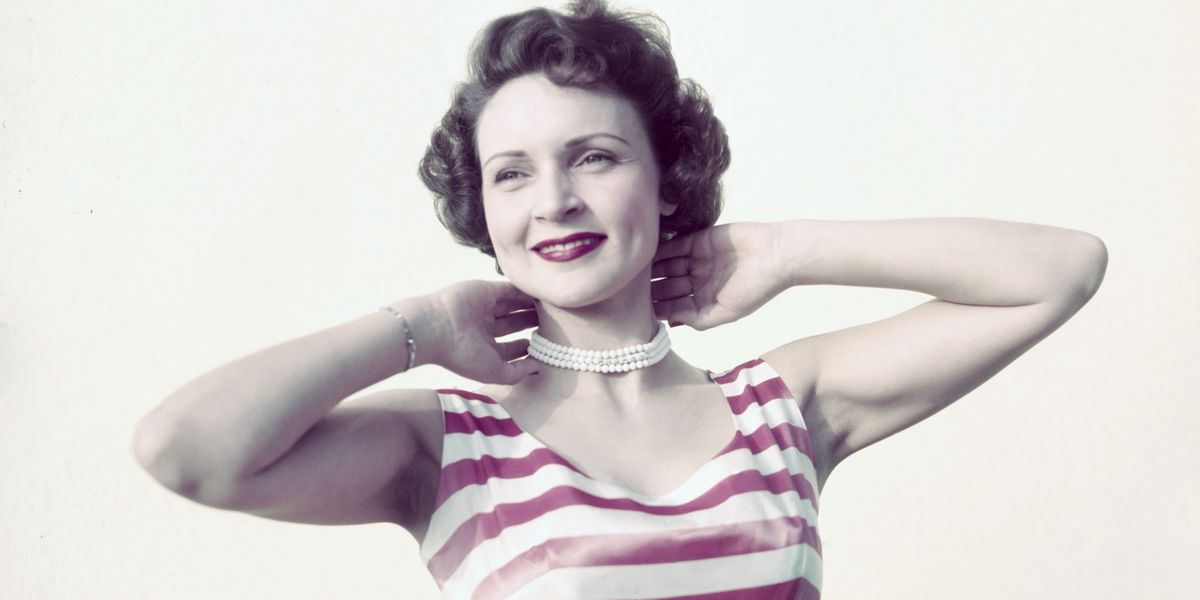 Betty White's Incredible Life in Photos