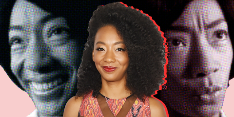Betty Gabriel the actor who plays the maid in Get Out