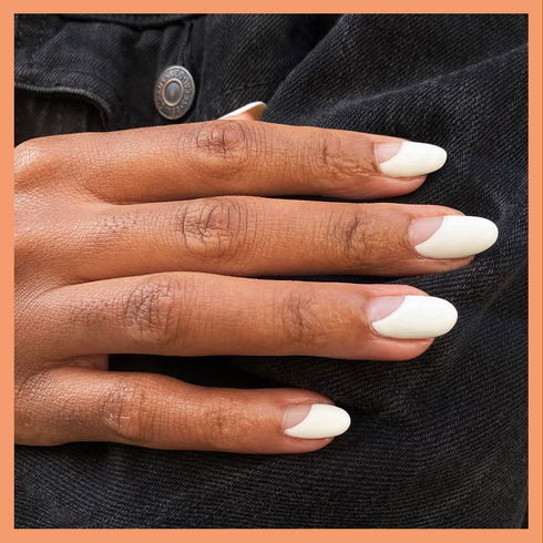 41 Best Wedding Nails Of 2020 Easy Bridal Manicures And Nail Art