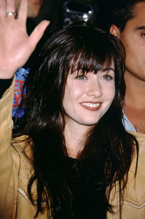Shannen Doherty-1992 Planet Hollywood Grand Opening Celebration