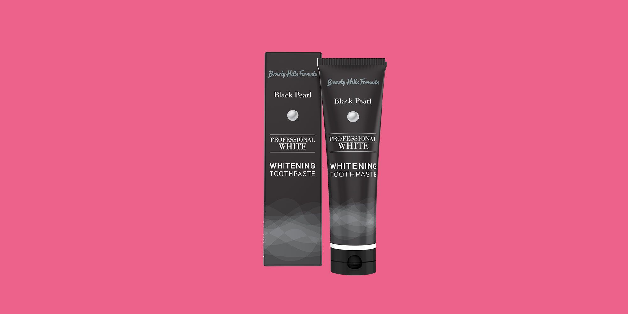 Beverly Hills Formula Black Pearl Whitening Toothpaste