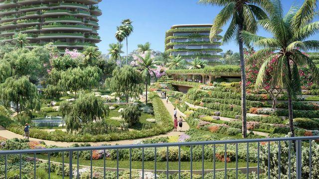 one beverly hills, un complejo urbano diseñado por foster  partners