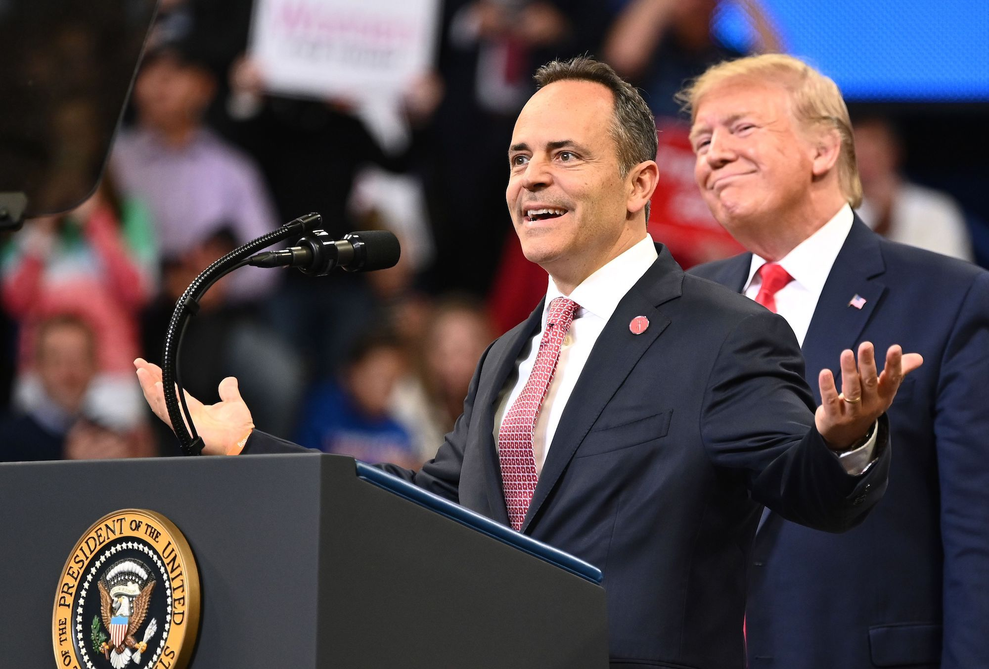 If Matt Bevin Had Not Lost the Election, He Would Have Won It