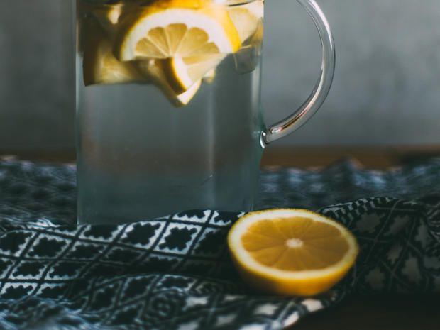 limonata allo zenzero per dimagrire