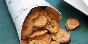 Zoete aardappels klaarmaken