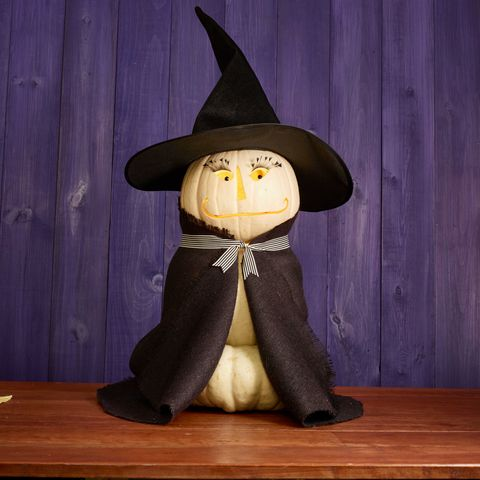 Bewitched - Pumpkin Painting Idea