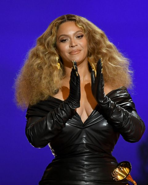 beyonce at 63rd annual grammy awards – telecast