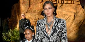 Beyonce The Lion King premiere