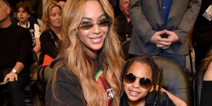 Fans Are Living for Blue Ivy Carter's Appearance in Her Mom Beyoncé's New Video