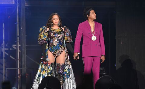 e7b81d2b Beyonce, Jay-Z Perform at First Global Citizen Festival In South Africa