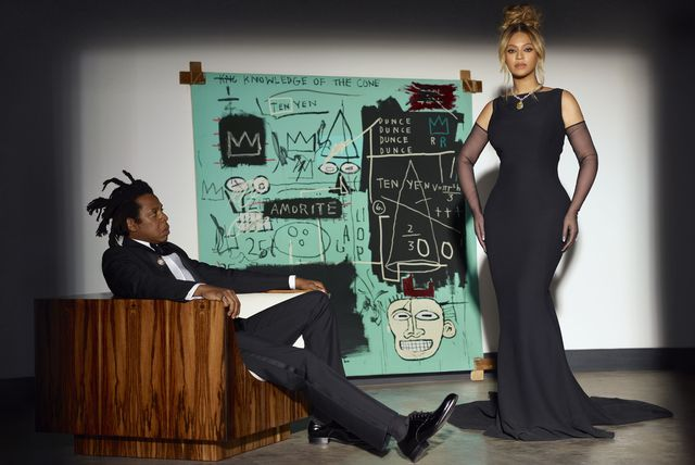 beyoncé and jayz per tiffany  co fall 2021 about love campaign