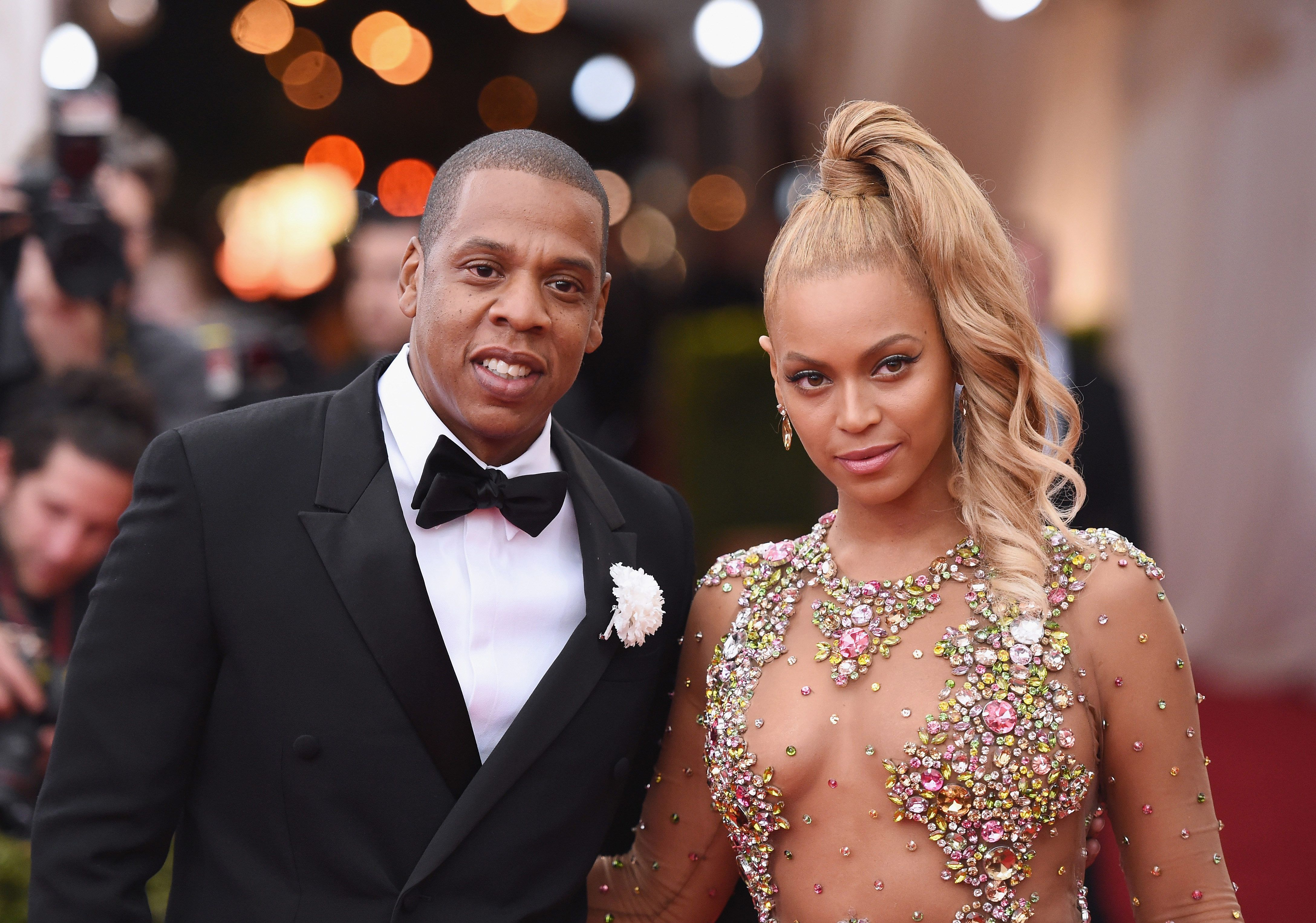 Jay z and beyonce dating before marriage