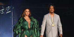 Beyonce Jay-Z golden globes 2020