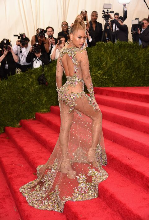 Beyonce-met