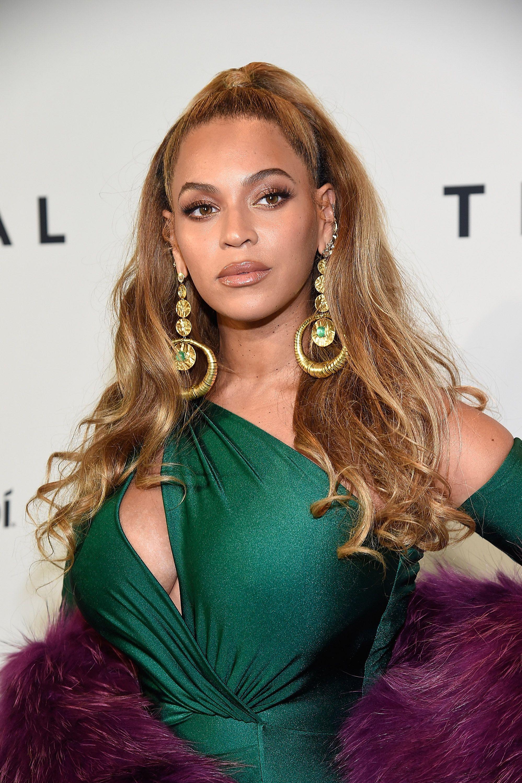 Celebrity Hairstyles Long Hair Beyonce