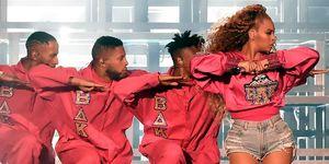Beyonce Balmain Coachella-collectie