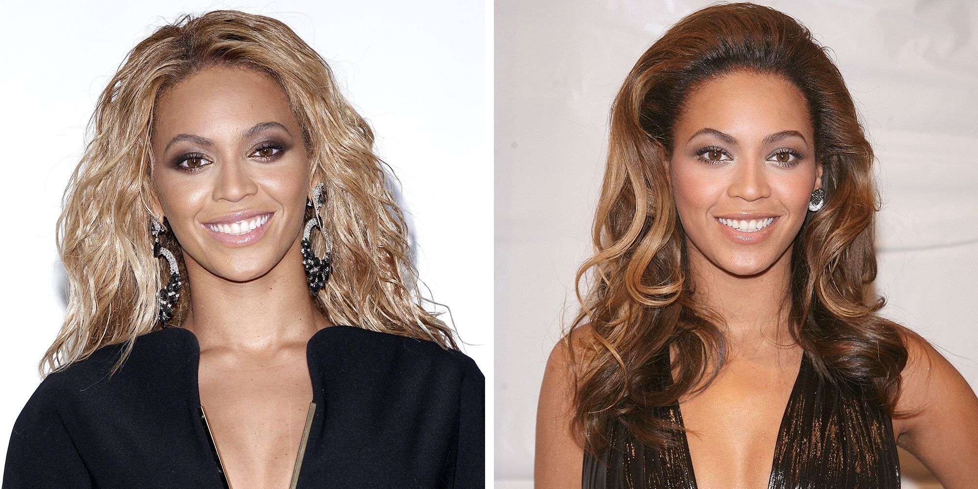 27 Celebrities With Blonde Vs Brown Hair