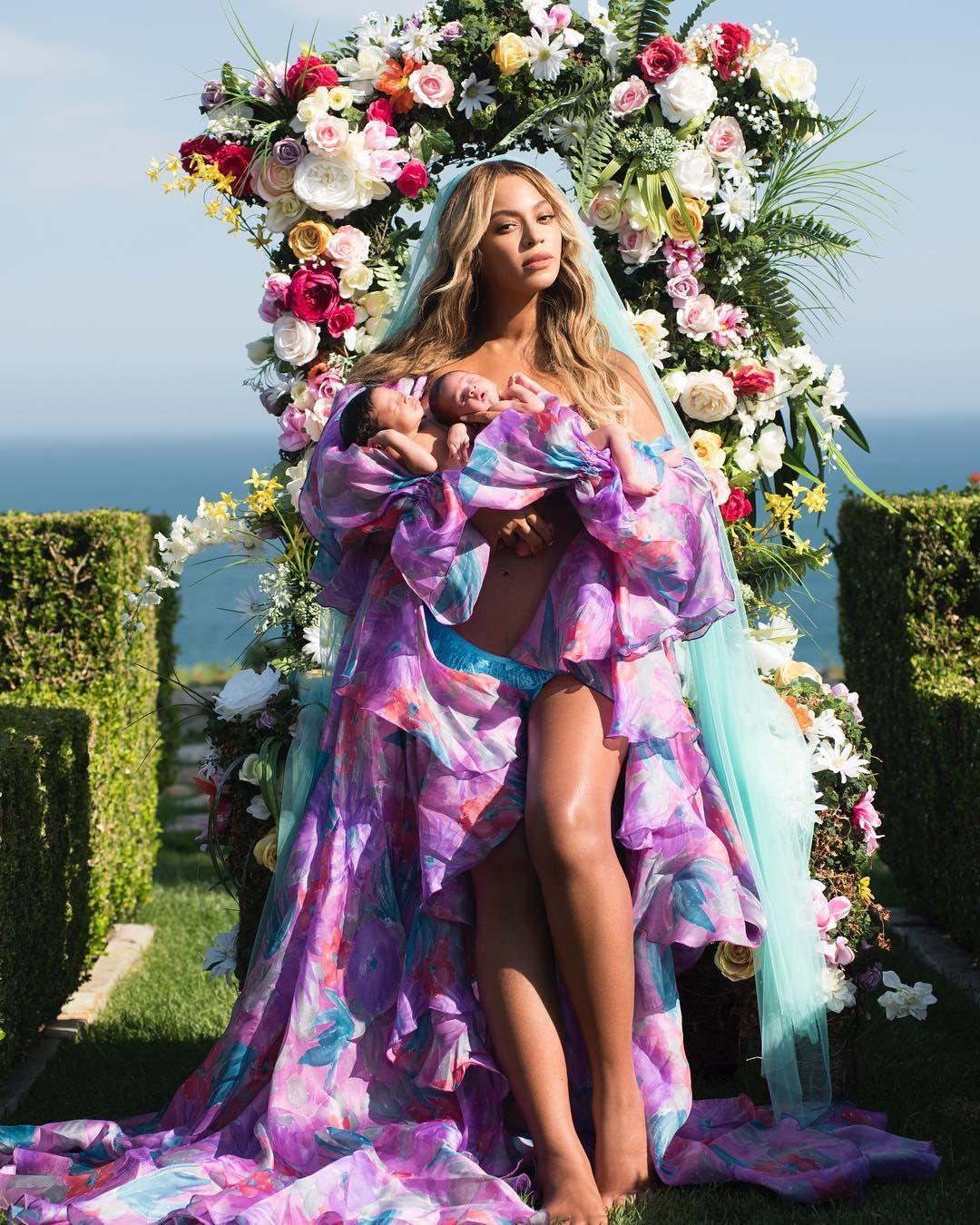 The Florist Behind Beyonces Pregnancy Photo Shoot Beyonces Florist Sarah Lineberger